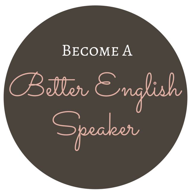 Speak-Better-English